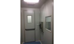 Phụ kiện cửa panel phòng sạch